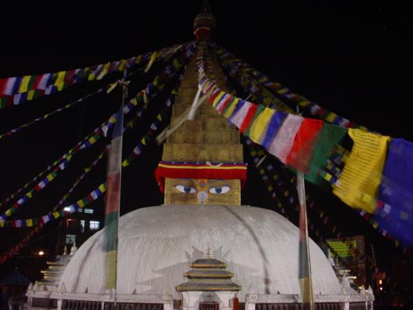 Charumati Stupa