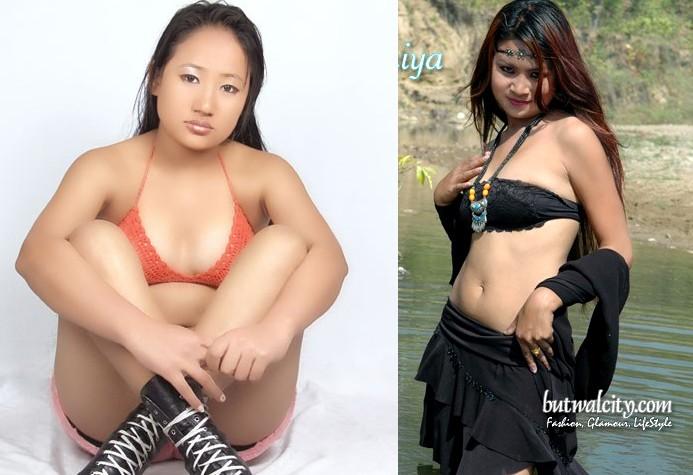 Girl In Bikini Video